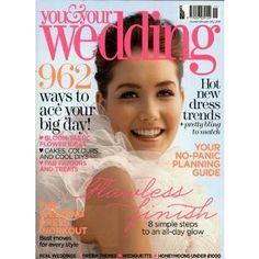 In YOU & YOUR WEDDING finden Sie alles rund ums Heiraten. Präsentiert wird die neueste Mode für Braut und Bräutigam, zahlreiche Artikel, Reportagen und Tips zu Flitterwochen, Geschenke und Wohnungseinrichtung.