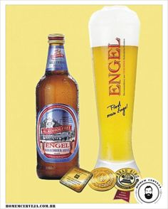 Cerveja Engel Alkoholfrei