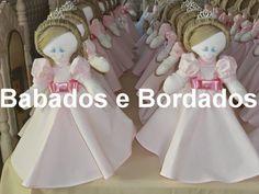 Babados & Bordados: Festa Princesas!