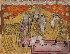 SAMAK-E AYYĀR سَمَک عَیّار | برگ مصور از كتاب سَمَک عَیّار، … | Flickr