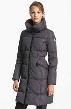 Moncler 'Maigre' Down Coat | Nordstrom... Only $1,195. Sigh.