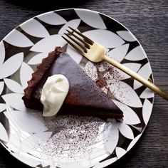 This outrageously elegant tart is from Alain Ducasse's Manhattan restaurant Benoit.  Plus: F&W's Dessert Cooking Guide     More Great Chocol...