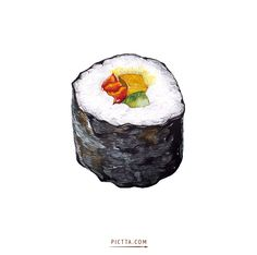 FOODS by PICTTA, via Behance
