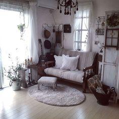 部屋全体/ラグ/ソファ/DIYのインテリア実例 - 2014-12-09 20:55:16   RoomClip(ルームクリップ)