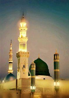 Masjid Nabawi saw.