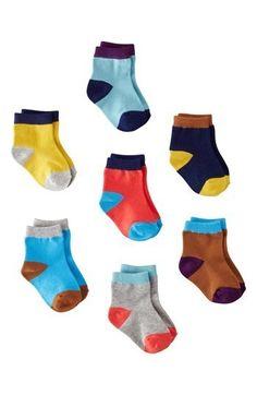7-Pack Socks by Mini Boden