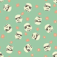 Preferidos do mês! Estampa para tecido Stormtrooper