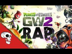 Plants vs. Zombies Garden Warfare 2 Rap by JT Machinima