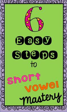 http://firstgradebangs.blogspot.com/2014/08/reviewing-short-vowels.html