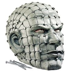 Straight from the undead, our Design Toscano in. Spike the Nail Head Statue is intended to be a fiendish lookout for the harvest of human souls! Spooky Halloween Decorations, Halloween Home Decor, Halloween House, Scary Halloween, Halloween Ideas, Halloween Queen, Halloween Skeletons, Halloween Cakes, Happy Halloween
