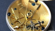 High End Watches, A Moment In Time, Inventions, Clock, Rose Gold, Traditional, Pocket Watch, Tag Watches