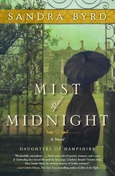 Mist of Midnight #bookreview  What happens when your whole family dies and you return home from the mission field only to find out someone else pretended to be you and is dead?  Will Rebecca be able to prove she is really who she states she is?  Great read!  #CFBA #ChristianFiction