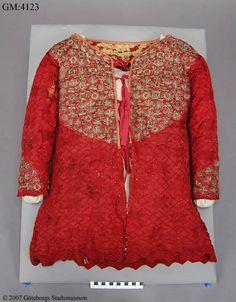 Jacket - Sweden - 17th century