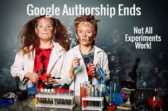 #Google has completely dropped all #authorship functionality from the search results and #webmaster tools.  Two specific areas in which the Authorship experiment fell short of expectations:  1. Low adoption rates by authors and webmasters. 2. Low value to searchers.