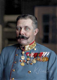 Archduke Franz Ferdinand of Austria   Эрцгерцог Франц Фердинанд, 1914 - Olga