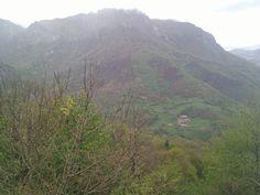 ¡Bonito paisaje asturiano!