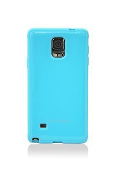 GALAXY Note4 Jelly case (Color:Skyblue) www.voia.co.kr www.voiamall.co.kr