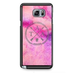 The Amity Affliction Hipster TATUM-10618 Samsung Phonecase Cover Samsung Galaxy Note 2 Note 3 Note 4 Note 5 Note Edge
