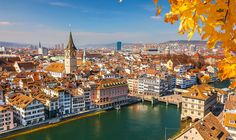 Onde Ficar em Zurique na Suíça #viagem #viajar