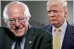 America is ready for socialism! Massive majorities back Bernie Sanders on the issues -- and disdain Donald Trump