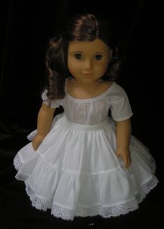 Custom Listing for Lorie  Victorian Doll by ThimblesandAcorns