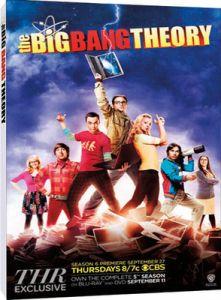The Big Bang Theory Sexta temporada completa