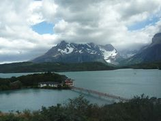 Lago Grey, Torres del Paine National Park, Patagonia, Chile, South America