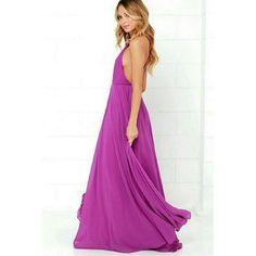 43aa7b95f43 Lulus fuschia dress size Medium My niece wore this dress once to prom.  Current season