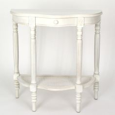 Found it at Wayfair - Demilune Console Table