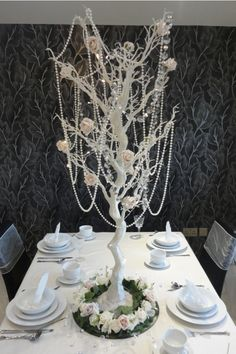 Wedding Centrepiece Hire | Manzanita Tree HIre | Topiary Tree Hire | Hire for Corporate Events | Special Occasions Hire
