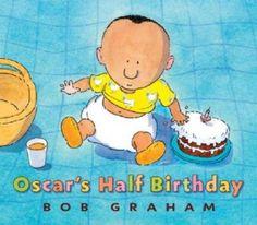 Oscar's Half Birthday