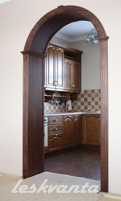 tin kitchen decor - Internal Home Design Home Design, Door Design Interior, Interior Design Living Room, Interior Decorating, Design Ideas, Kitchen Cabinets Decor, Kitchen Cabinet Design, Archways In Homes, Plafond Design