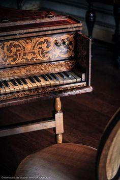 Harpsichord, Scott Cartwright