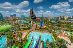 Volcano Bay at Universal Orlando Resort: What You Need to Know - Travel Babbo Florida Vacation Packages, Florida Travel, Vacation Trips, Dream Vacations, Family Vacations, Cruise Vacation, Disney Cruise, Vacation Destinations, Family Travel
