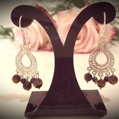 Drop Earrings, Boho, Jewelry, Instagram, Fashion, Jewelry Designer, Boucle D'oreille, Jewellery Making, Moda