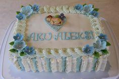Tarun Taikakakut: Kastekakku Butter Cakes, Sheet Cakes, Bakeries, Cake Ideas, Milan, Frozen, Cooking, Inspiration, Sprinkle Cakes