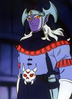 Prince Lotor from the original Voltron Defender of The Universe