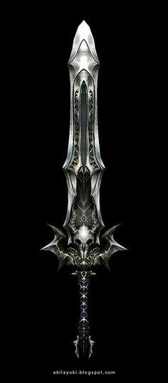 Épée tête de mort