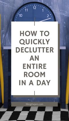 Declutter Home, Declutter Your Life, Organizing Your Home, Organising, Clutter Organization, Home Organization Hacks, Household Cleaning Tips, Cleaning Hacks, Getting Organized