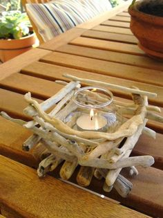 150+ KATAΣΚΕΥΕΣ - Διακοσμήσεις με ΘΑΛΑΣΣΟΞΥΛΑ | ΣΟΥΛΟΥΠΩΣΕ ΤΟ