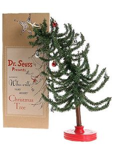 Dr. Seuss! Whoville Christmas Tree-for Saw