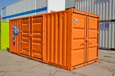 Pop Up Retail Shipping Containers | Storstac