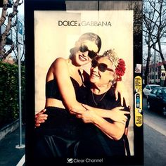 #DOLCEnGABBANA.  #Milano #a_little_memory