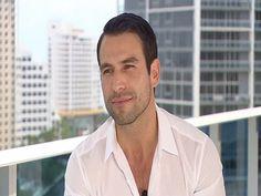 """Rafael Amaya dice ser del puritito Hermosillo, Sonora pues'n ---  """"El Señor De los Cielos"""" star Rafael Amaya, on crossing over to AmericanTV"""
