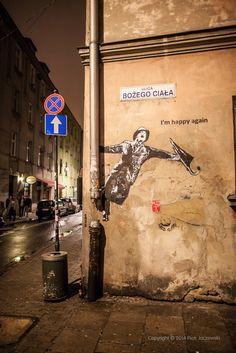 Street Art - Krakow, Poland