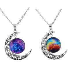 Handbags Beautiful Crystal Encrusted Friends Forever Cresent Moon keyring