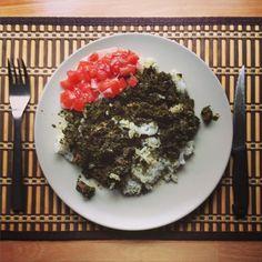 Ouh ce bébé est fan des plats #malagasy! #coupdepiedmarteau #ravitoto #riz #rougail #tomate #enviedefemmeenceinte #cravings #homemade #matsiro #instafood #instamiam #vsco #vscoaward #vscocontest #vscophile #vscogrid #bestofvsco #escape #travel #wanderlust #igersfrance @igersmadagascar #igersmadagascar @RiseMadagascar de _irina_ir