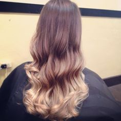 Long ombre hair by Shears To You in Cresson, PA. #hair #ombre #longhair