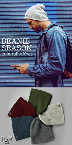 Fashion outfits mens beanie 64 new Ideas Beanie Outfit, Slouchy Beanie, Trendy Dresses, Casual Dresses, Men's Beanies, Winter Beanies, Mens Fashion, Fashion Outfits, Fashion Clothes