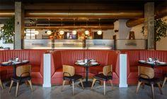Roadhouse restaurant by Circle Line Interiors, Kamianske – Ukraine » Retail Design Blog